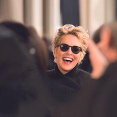 Sharon Stone nouvelle égérie d'Alain Afflelou (Vidéo)