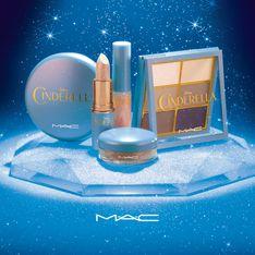 Avec Cendrillon x MAC, le maquillage devient un conte de fées