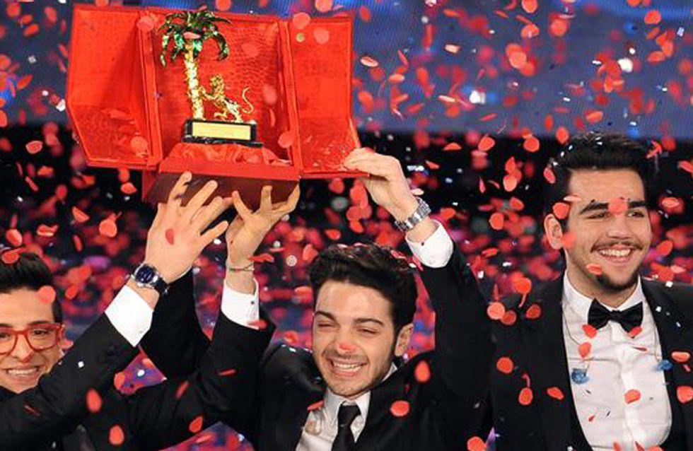 Il Volo vince il Festival di Sanremo!