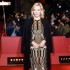 Quand Cate Blanchett se la joue Cendrillon à la première du film (Photos)