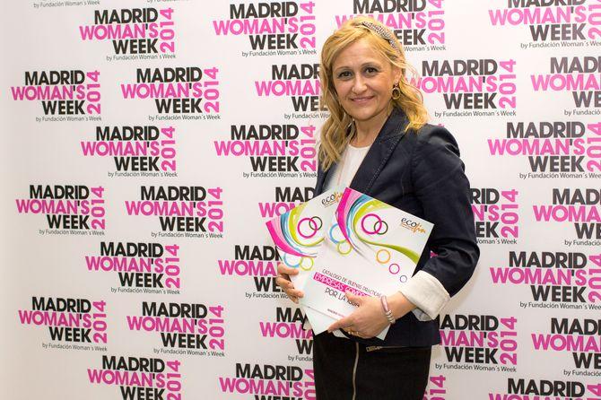 Carmen M. García, presidenta Madrid Woman's Week