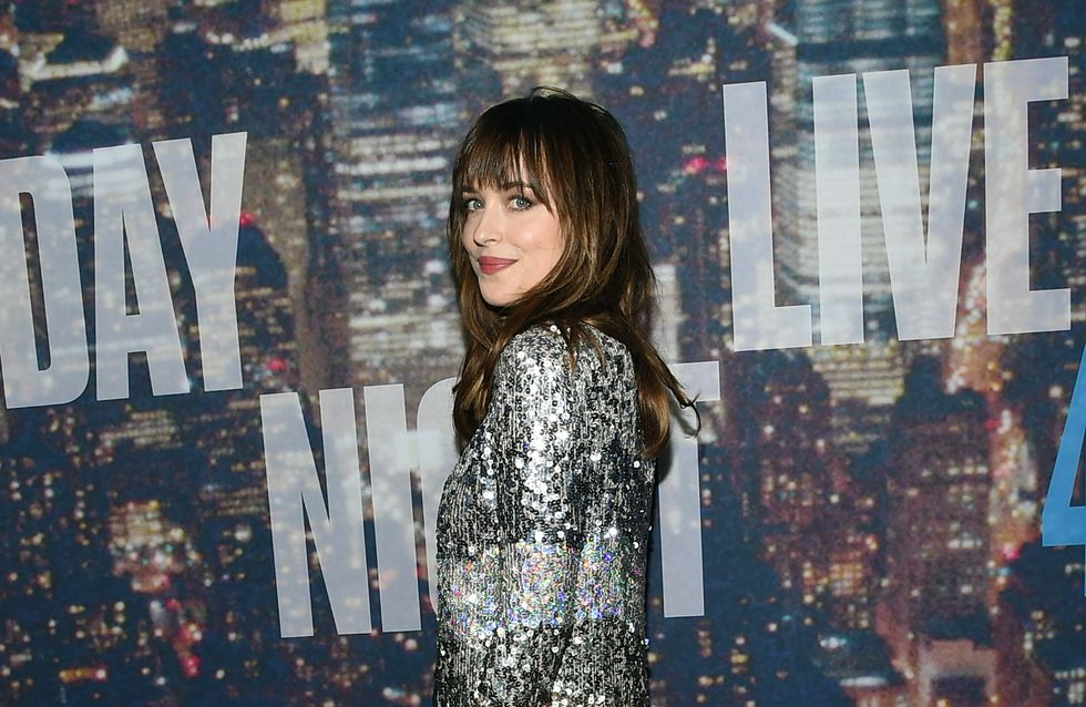 Dakota Johnson doublée pour une scène clé de Fifty Shades of Grey