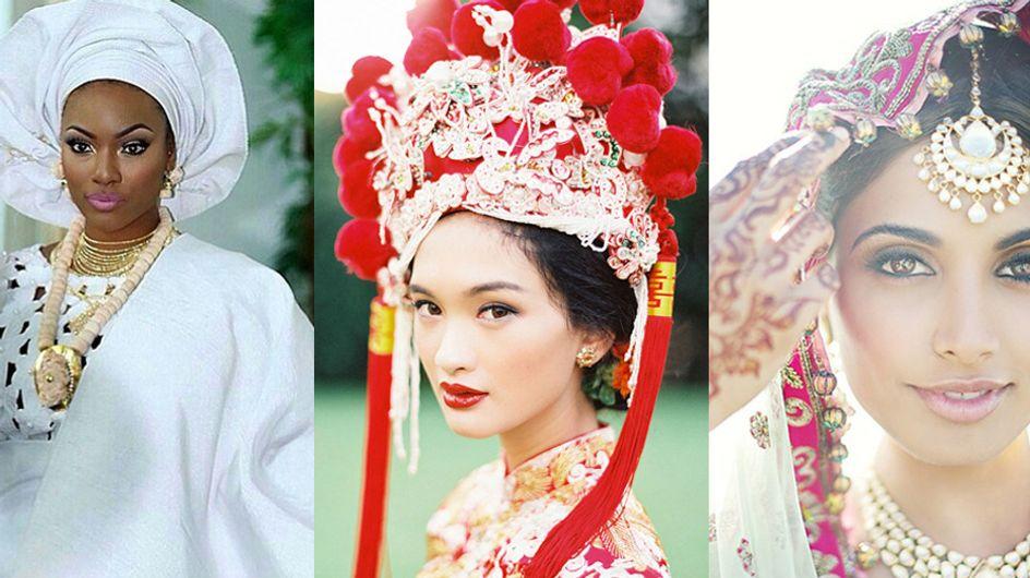 Come si veste una sposa in Cina? E in Indonesia? 10 splendide foto di spose da tutto il mondo