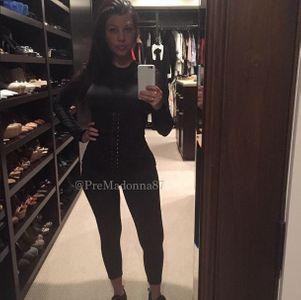 Kourtney Kardashian deux mois après son accouchement