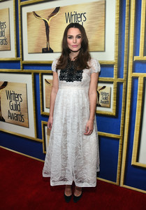 Keira Knightley aux Writers Guild Awards.