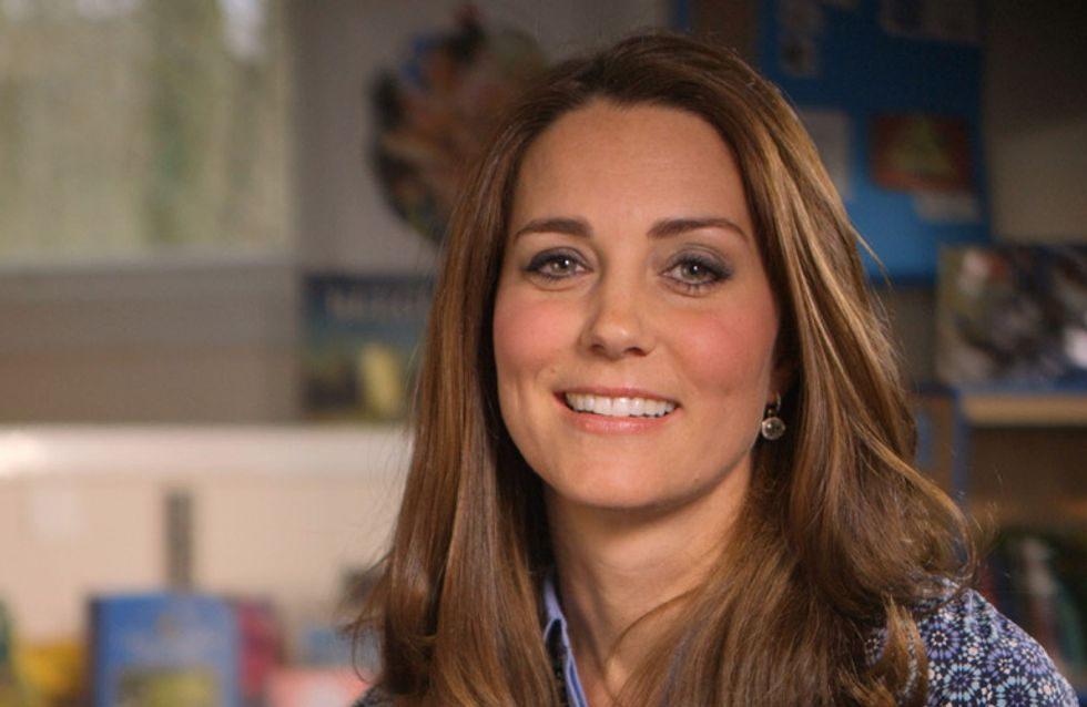 Why We Love Kate Middleton: The Duchess Of Cambridge Makes Rare Video Appearance