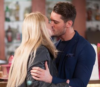 Hollyoaks 26/02 - Ziggy steps up to the mark