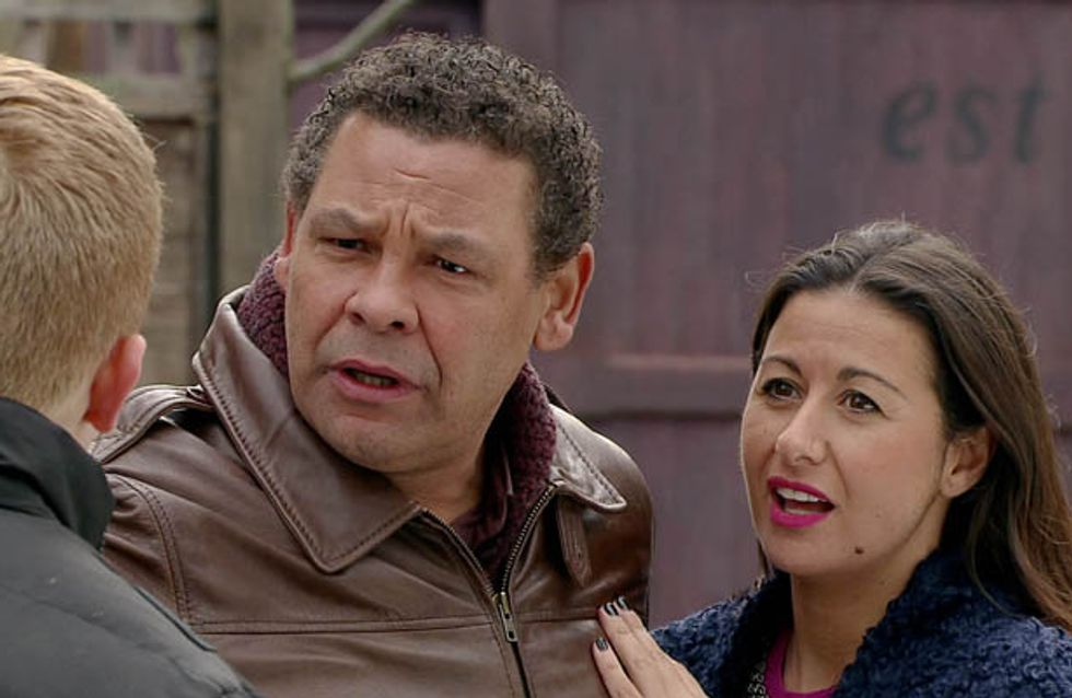 Coronation Street 23/02 - Eva's tempted by pastures new