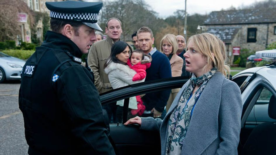 Emmerdale 24/02 - With Nicola and Amba still missing, Jimmy confesses she's capable of anything
