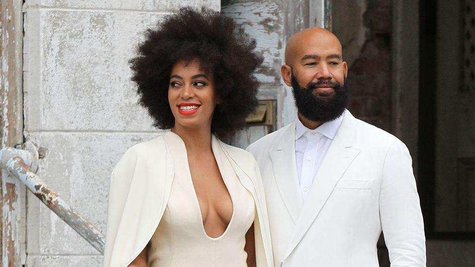 O novo vestido de noiva não é um vestido