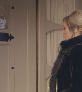 Eastenders 26/02 - Carol learns Sharon's mum is dying from cancer