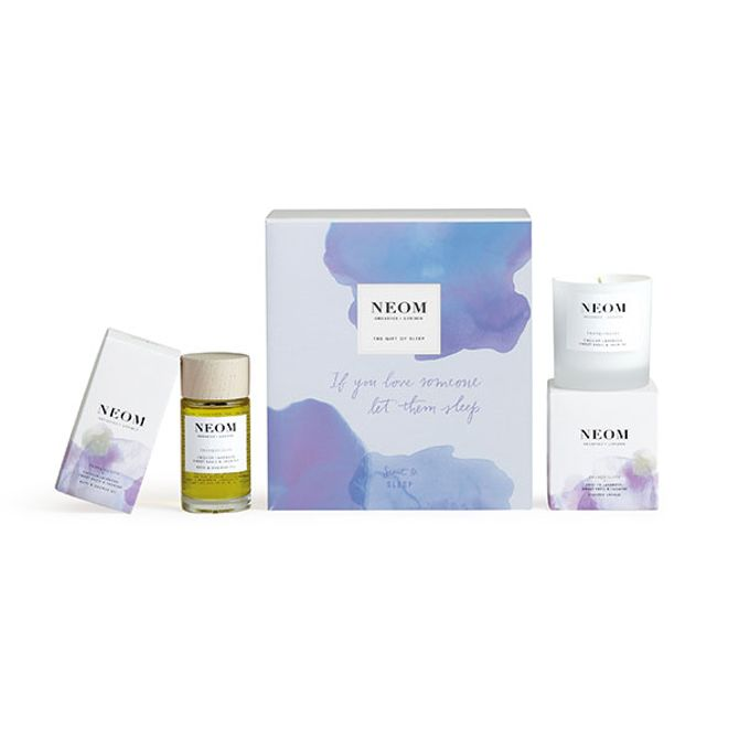 Neom 3 Step Sleep Programme, £52.00