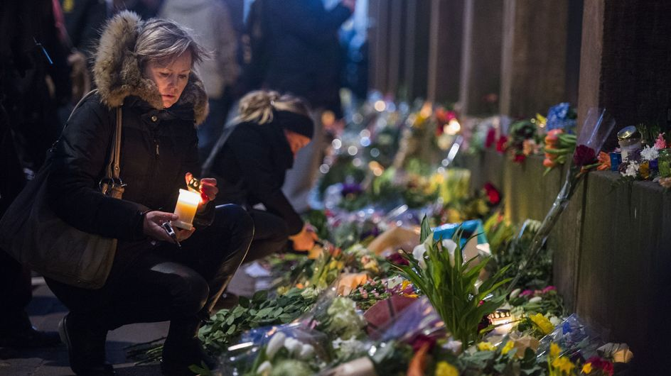 Copenhague : 30 000 personnes rendent hommage aux victimes de la double fusillade