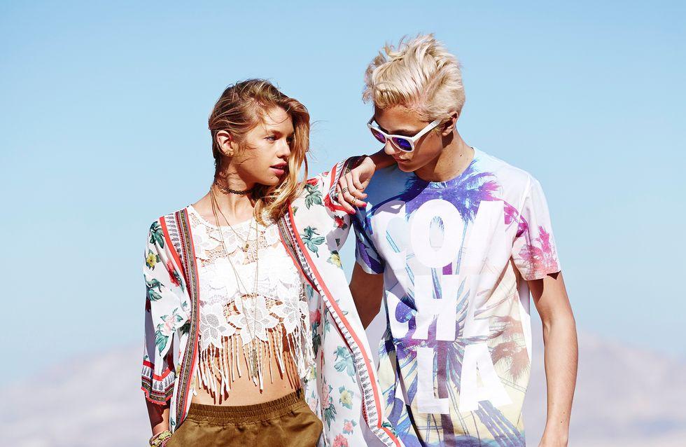 H&M x Coachella, une nouvelle collection hippie chic à shopper d'urgence