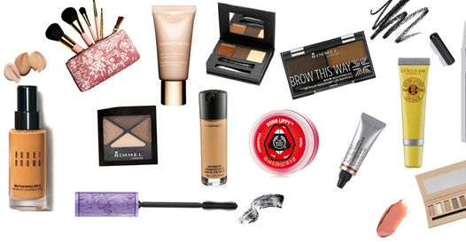 Make Up Starter Kit 10 Products You