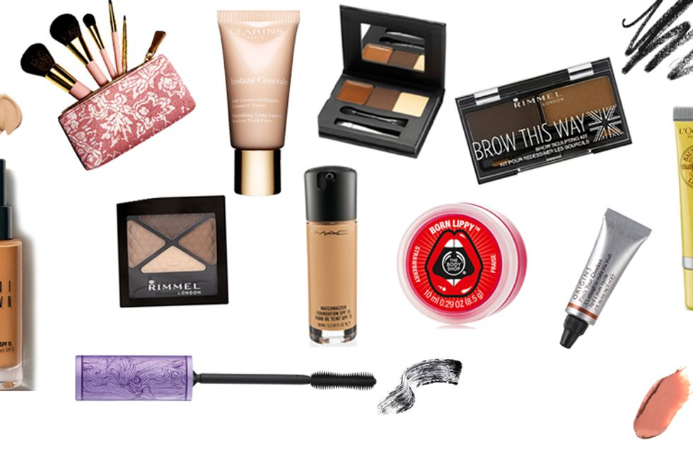 Make Up Starter Kit! 10 Products You Must Have In Your Make