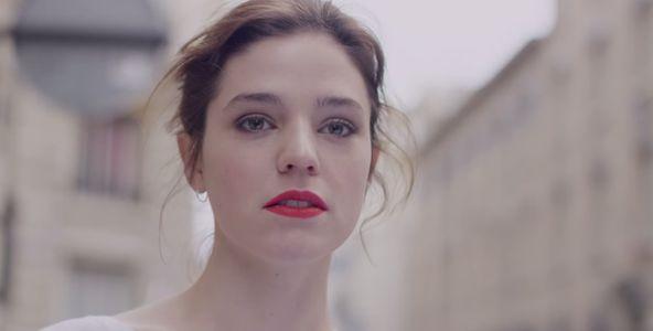 Juliette Lamet pour Sonia Rykiel