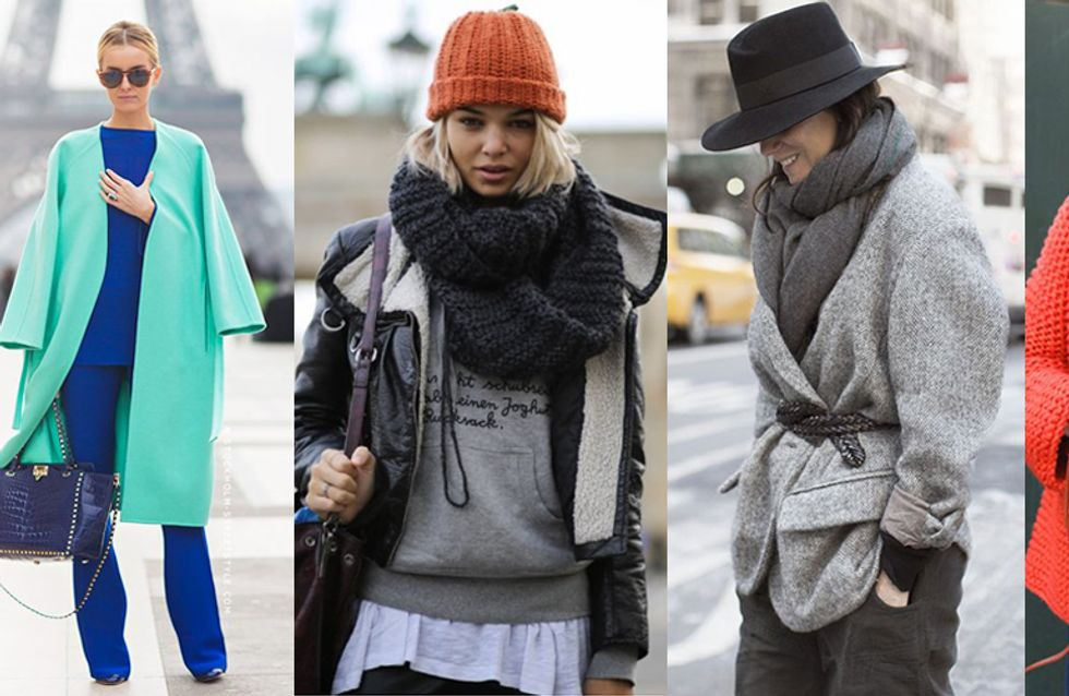 50 Ways To Look Stylish Whatever The Weather