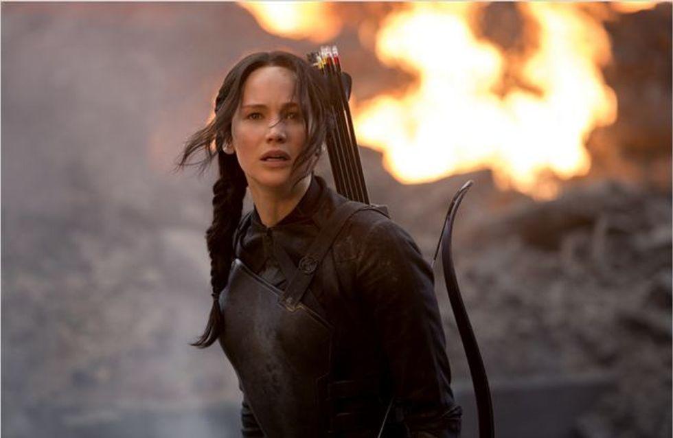 Une scène inédite d'Hunger Games dévoilée sur Twitter (Vidéo)