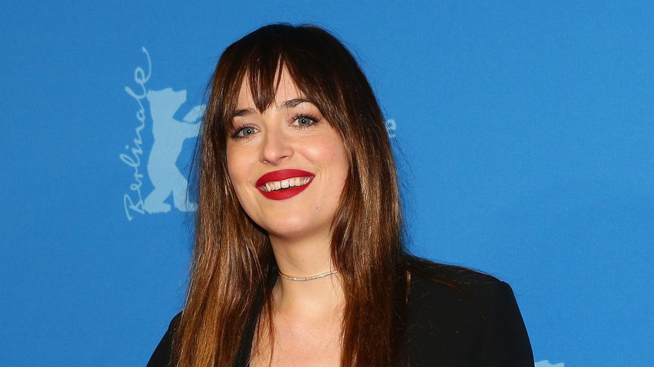 Devinez ce que Dakota Johnson a piqué sur le tournage de Fifty Shades of Grey