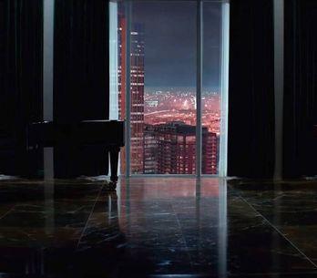 Vuoi visitare l'appartamento di Christian Grey e sentirti come Anastasia? Lo puo