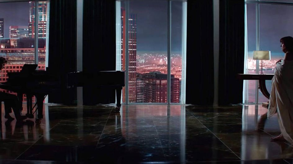 Shades of Grey Fans aufgepasst: Hier betrittst DU Christian Greys Appartment