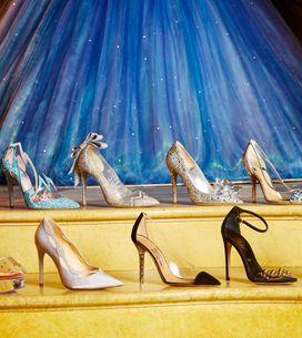 E se la scarpetta di cristallo di Cenerentola fosse vera? 9 stilisti l'hanno rea