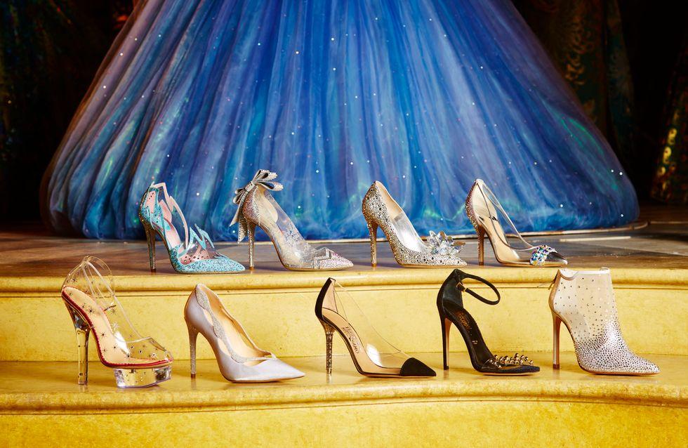 E se la scarpetta di cristallo di Cenerentola fosse vera? 9 stilisti l'hanno realizzata davvero!
