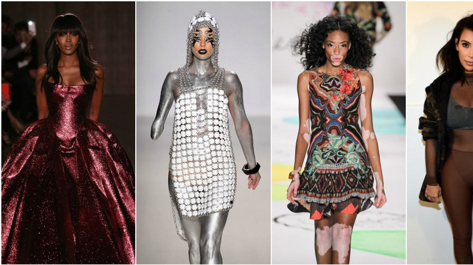 From Full-Body Tights to Anna Wintour the Babysitter: The Most Amazing Things We Saw At NYFW