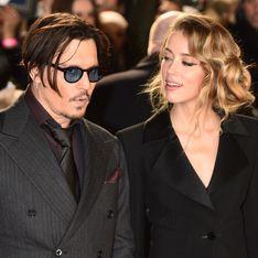 Les premières images du mariage de Johnny Depp et Amber Heard dévoilées