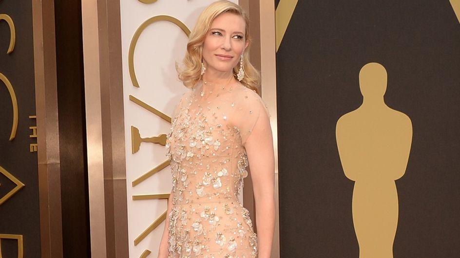 Un Oscar a la mejor actriz... y al mejor vestido