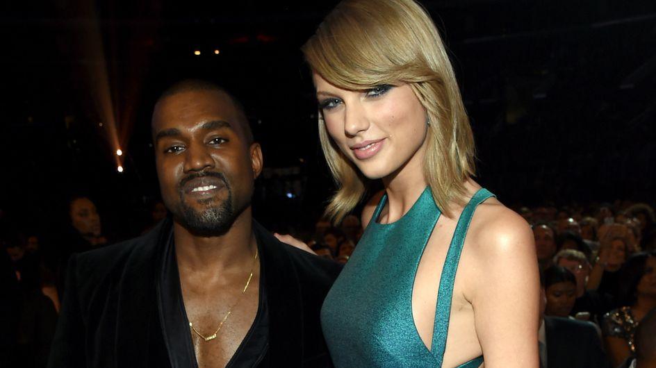 Nanu? Taylor Swift & Kanye West beim gemeinsamen Dinner