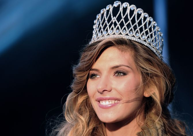 Camille Cerf (Miss France 2015)