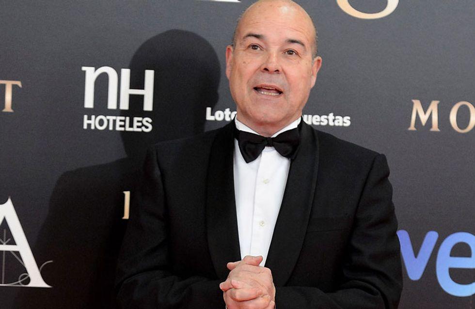 Antonio Resines, nuevo presidente de la Academia de Cine tras la repentina dimisión de González Macho