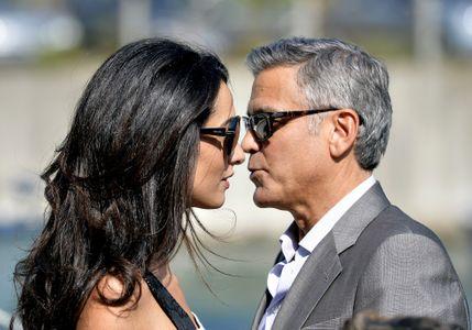George und Amal