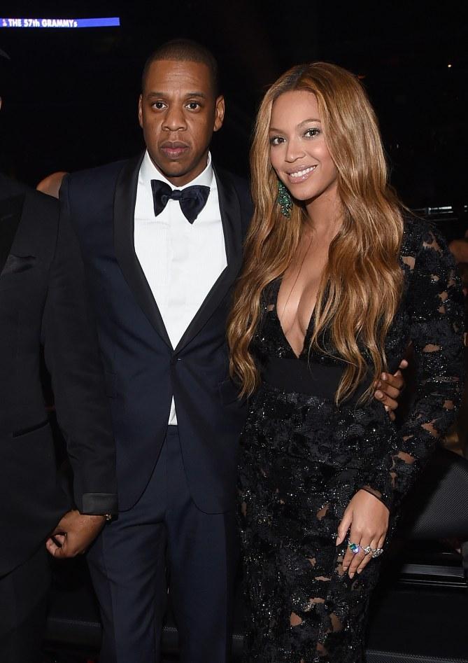 Jay Z und Beyoncé
