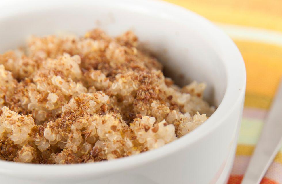 Los 10 increíbles beneficios de la quinoa: ¡descubre por qué debes tomar este superalimento!