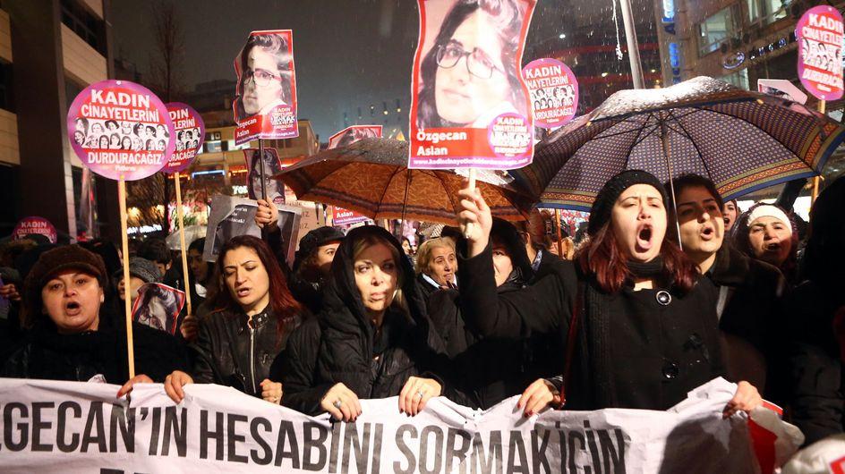 La Turquie se rebelle contre la recrudescence des violences faites aux femmes