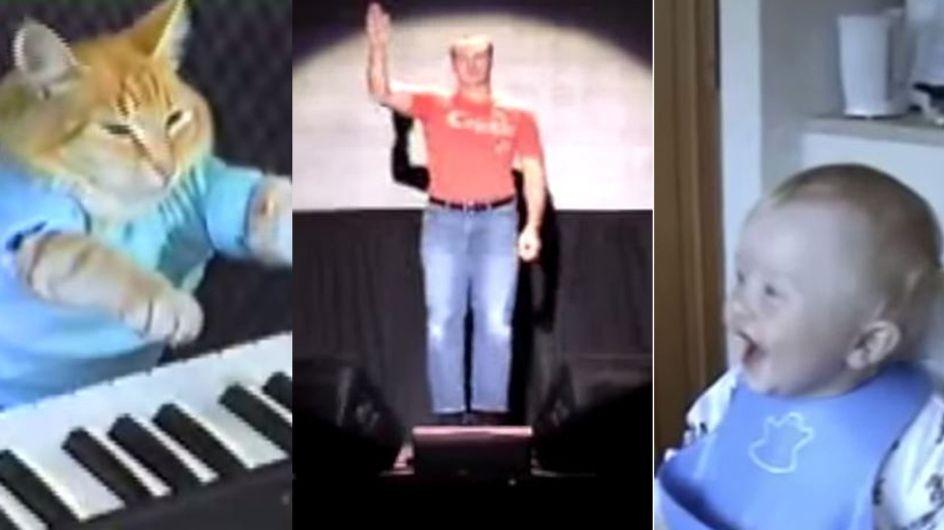 Die witzigsten Videos aus 10 Jahren: So feiert YouTube Geburtstag