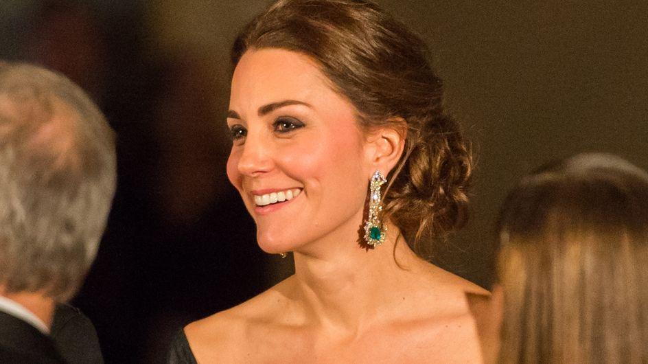 La styliste Jenny Packham se confie sur les looks de grossesse de Kate Middleton