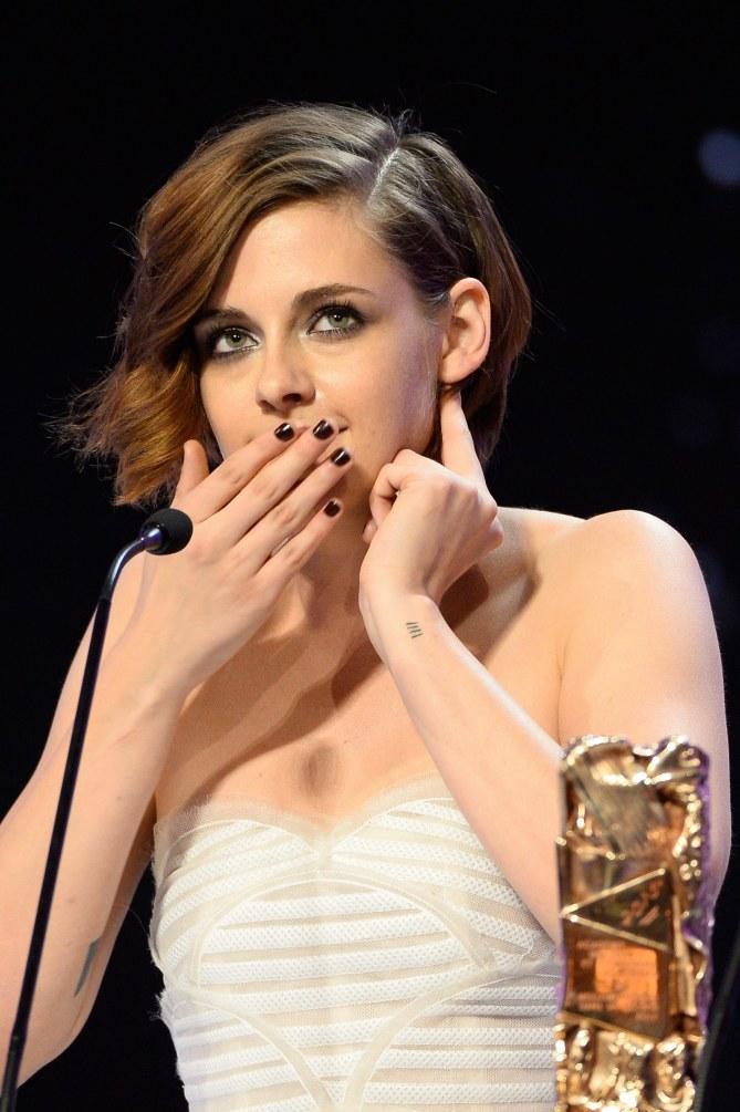 Kristen Stewart aux César