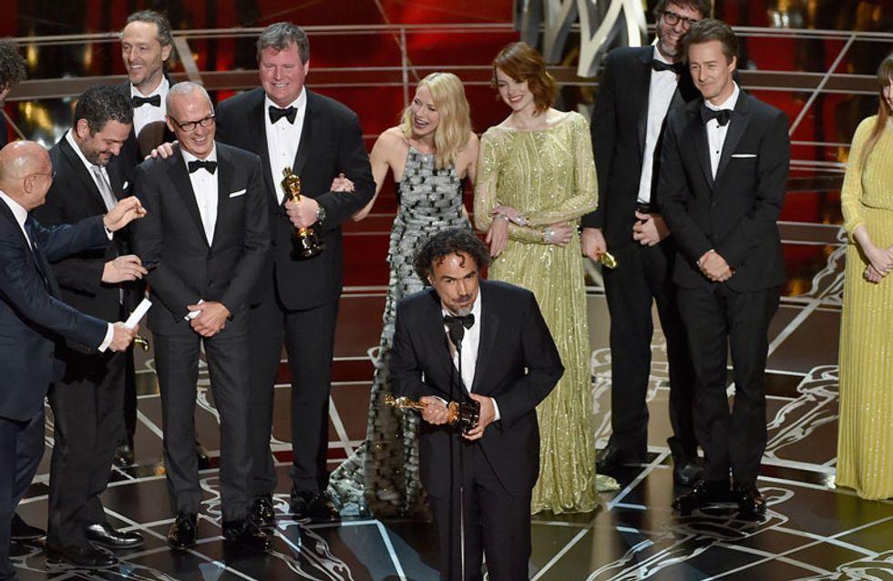 ¡Recordamos! 'Birdman' y el resto de ganadores de los Oscar 2015