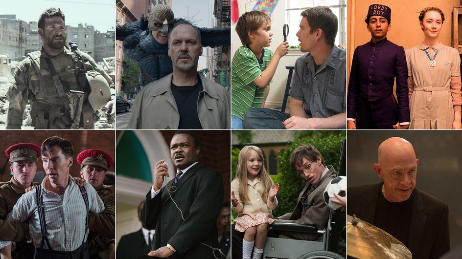 Scopri tutti i vincitori dei Premi Oscar 2015!