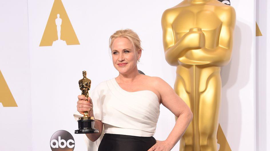 Le discours de Patricia Arquette pour l'égalité hommes-femmes aux Oscars 2015 (Vidéo)