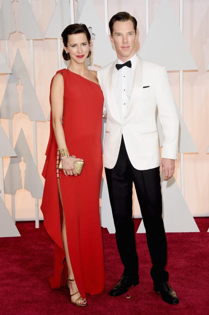 Sophie Hunter e Benedict Cumberbatch