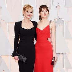 Fifty Shades of Grey, sujet sensible pour Melanie Griffith et Dakota Johnson (Vidéo)