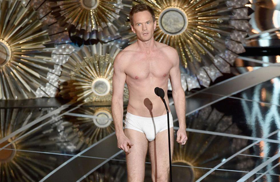 Los 12 momentos más divertidos de la noche de los Oscar