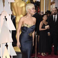 Rita Ora, quasiment nue à l'after party des Oscars (Photos)