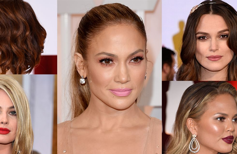 Oscars 2015: The Totes On Fleek Hair & Beauty Looks