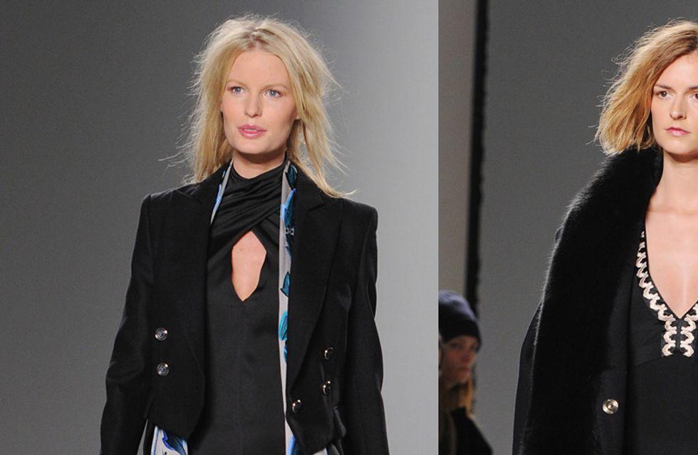 Des mannequins enceintes défilent à la Fashion Week de Londres